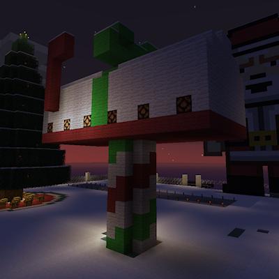 Christmas mailbox 2014